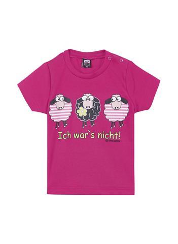 Marškinėliai Feinripp Schafe