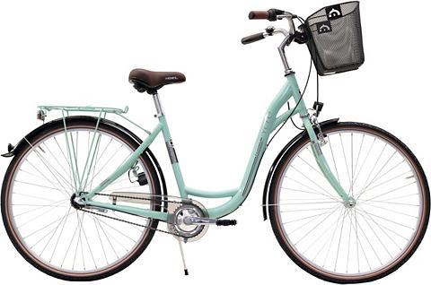 FASHION LINE Moterims dviratis 26/28 Zoll 3 Gang Sh...