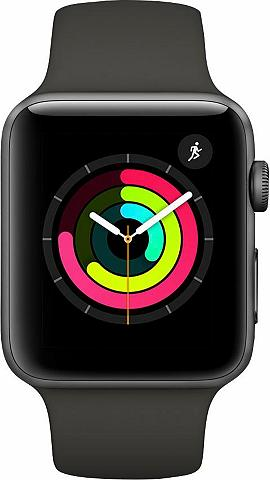 APPLE Watch Series 3 GPS Aluminiumgehäuse Sp...