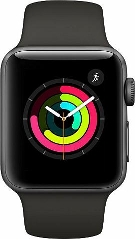APPLE Watch Series 3 GPS Aluminiumgehäuse Sp...