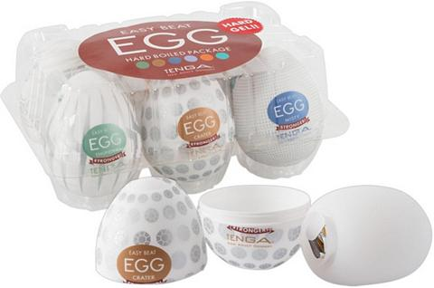 Tenga Masturbator »Egg Variety« rinkinys 6-t...