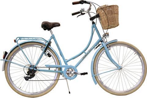 FASHION LINE Moterims dviratis 28 Zoll 6 Gang Kette...