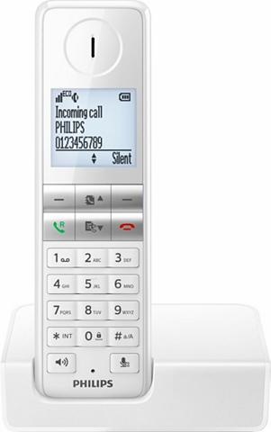 D4601 Bevielis DECT Telefonas