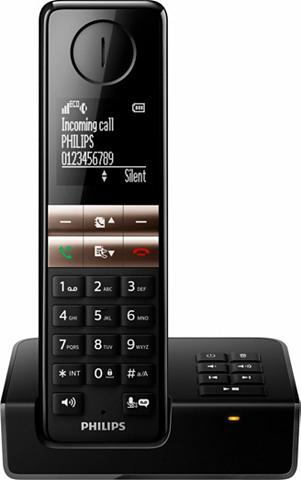 D4651 Bevielis DECT Telefonas su AB