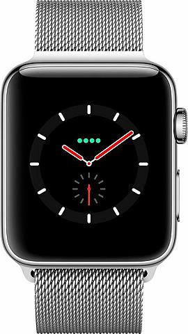APPLE Watch Series 3 GPS + Cellular Edelstah...