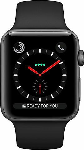 Watch Series 3 GPS + Cellular Edelstah...