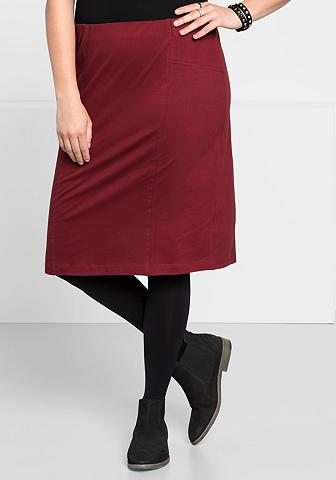 SHEEGO CASUAL Sheego Trikotažinis sijonas