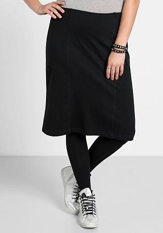 SHEEGO CASUAL Trikotažinis sijonas