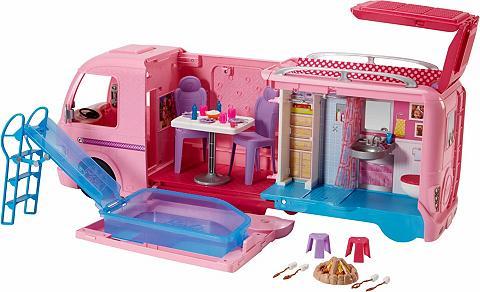 MATTEL Puppen Wohnwagen »Barbie Super Abenteu...