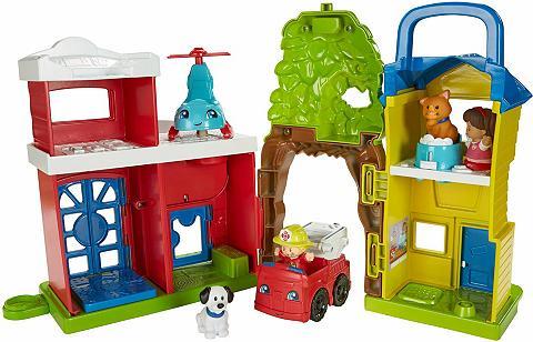 FISHER PRICE Žaislų rinkinys su lemputė ir garsas »...