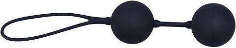 BLACK VELVETS Liebeskugeln Balls Silicone su viduje ...