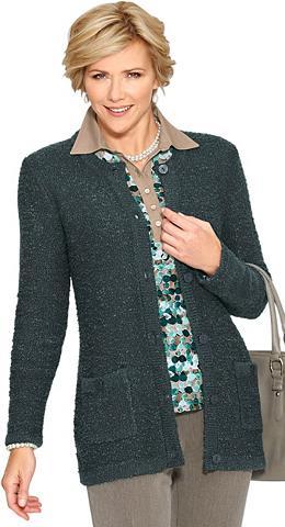 Megztinis in Bouclé-Qualität