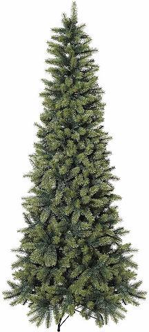 Creativ deco Künstlicher Weihnachtsbaum in schlanke...