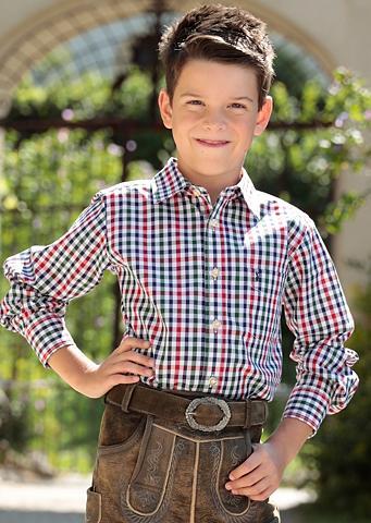 Tautinio stiliaus marškiniai Kinder im...