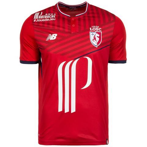 NEW BALANCE Marškinėliai »Lille Osc 17/18 Heim«