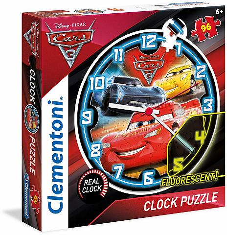 Puzzleuhr 96 Teile »Disney/Pixar Cars ...