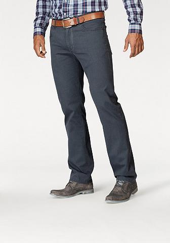 MAN'S WORLD Kelnės su 5 kišenėmis