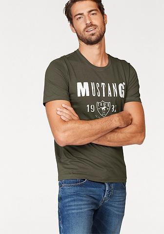 MUSTANG Marškinėliai