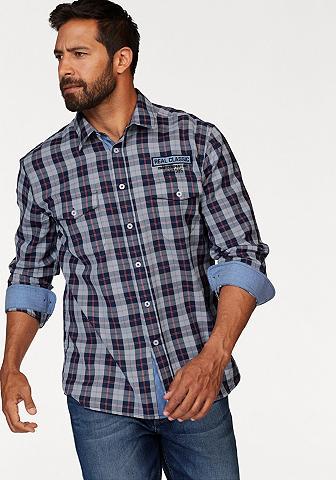 MAN'S WORLD Languoti marškiniai