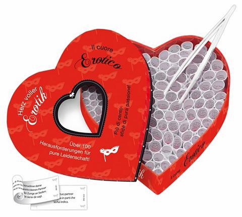 Tease & please Spiel Herz voller Eroti...