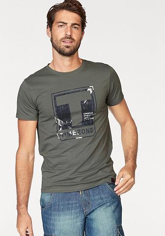 TIMEZONE Marškinėliai