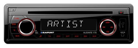 1-DIN Auto magnetola su CD grotuvas US...