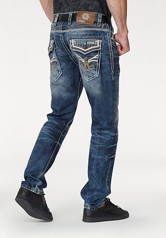 CIPO & BAXX Cipo & Baxx Laisvo stiliaus džinsai »O...