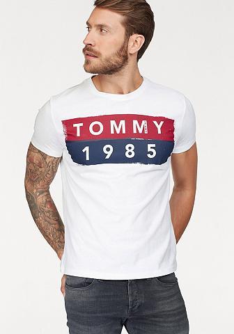 TOMMY Džinsai Marškinėliai »TJM BASIC ...