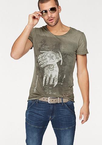 Marškinėliai »ALIVE«