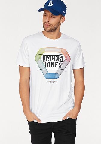 JACK & JONES Jack & Jones Marškinėliai »SPRING-FEEL...