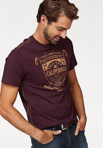 Tom Tailor Polo marškinėliai Team Marš...