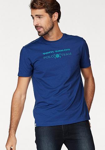 TOM TAILOR POLO TEAM Tom Tailor Polo marškinėliai Team Marš...