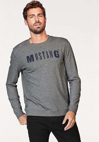 MUSTANG Marškinėliai ilgomis rankovėmis