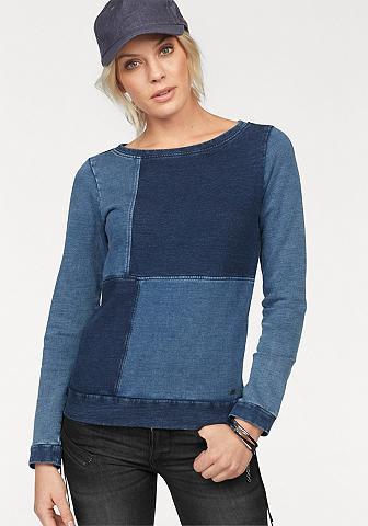 Sportinio stiliaus megztinis »im Denim...