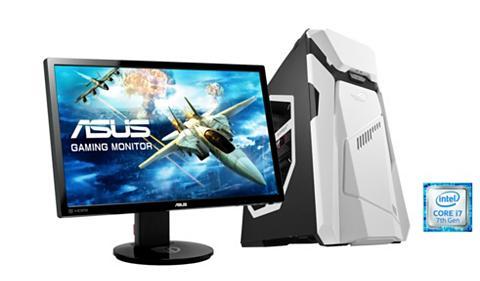 Gaming PC Intel® i7-7700 16GB SSD + HD...
