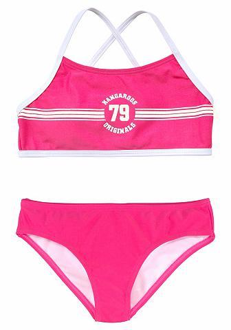 KANGAROOS Bikini maudymosi kostiumėlis