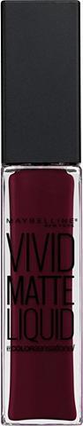 MAYBELLINE NEW YORK »Vivid kilimėlis Liquid Lippenstift« l...