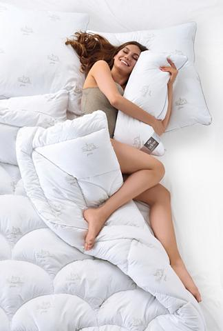 Dygsniuota antklodė »SWAN« Warm