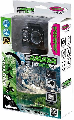 Jamara »Camera Full HD Wifi V2 schwarz« Actio...