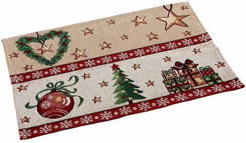 DREAMS Gobelin Stalo kilimėlis 4 vienetai