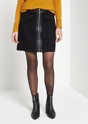 Išskirtinis Dalykinis sijonas iš Fake-...