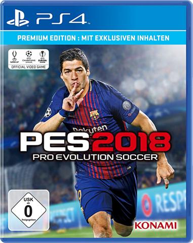 Pro Evolution Soccer 2018 Premium Edit...