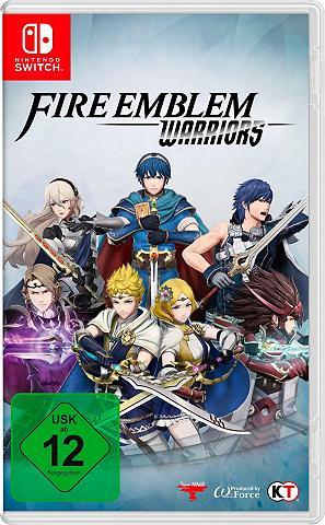 Fire Emblem Warriors Nintendo šakotuva...
