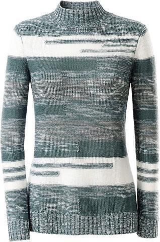 Megztinis su hübschen Intarsienmuster