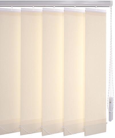 Liedeco Lamellenvorhang »Vertikalanlage 89 mm«...