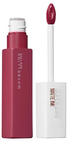 MAYBELLINE NEW YORK Lippenstift »Superstay kilimėlis Ink«
