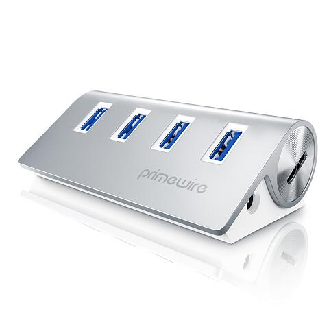 Primewire 4 Port USB laikmena 3.0 SuperSpeed Dat...