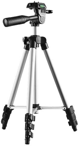 WALIMEX Lazerinio nivelyro teleskopinis stovas...