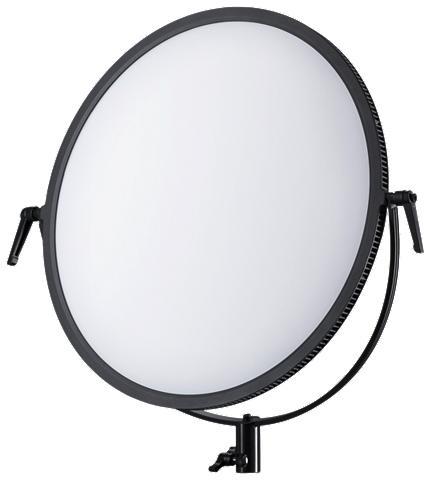 WALIMEX Fluorescencinė šviesa »pro Soft LED 70...