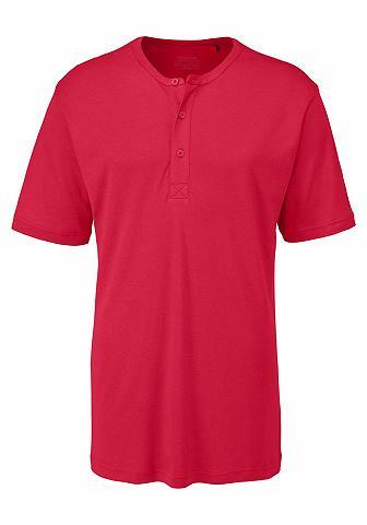 SCHIESSER Marškinėliai su sagos